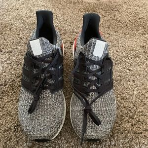 adidas Ultra Boost 4.0 Active Orange Size 10 PADS